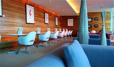 Five Star Virgin: Virgin Atlantic Clubhouse San Francisco