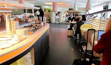 Five Star Virgin: SkyTeam Lounge London Heathrow