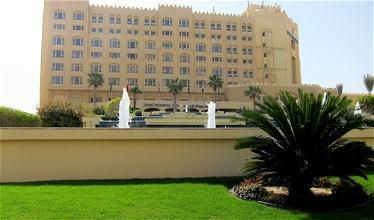 Five Star Virgin: InterContinental Doha