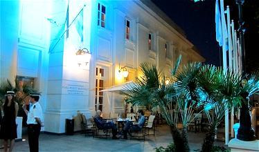 To Mendoza for the Masters of Food & Wine: Park Hyatt Mendoza