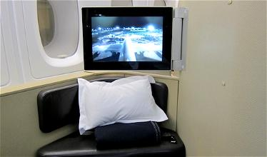 Four Continents and 37,000 Miles in Two Weeks: Qantas A380 First Class Singapore to London