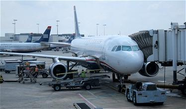 Beaches and Mountains: Tampa to Charlotte to New York in US Airways First Class, US Airways Club Charlotte