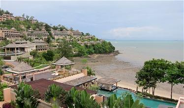Beaches and Mountains: Westin Siray Bay Phuket