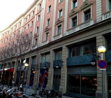 BAArcelonAA: Le Meridien Barcelona