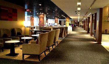 The Last Aeroplan Hurrah: Thai Airways First Class Lounge & Spa Bangkok