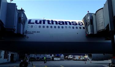 The Last Aeroplan Hurrah: Lufthansa First Class Terminal Frankfurt, Lufthansa First Class Frankfurt to Seattle