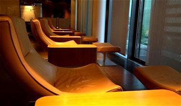 Singapore for the Weekend: A day in the Lufthansa First Class Lounges/Terminal Frankfurt
