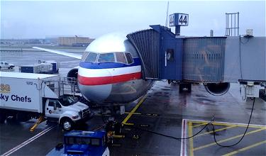 Lost in Translation: American Airlines First Class New York JFK to Los Angeles