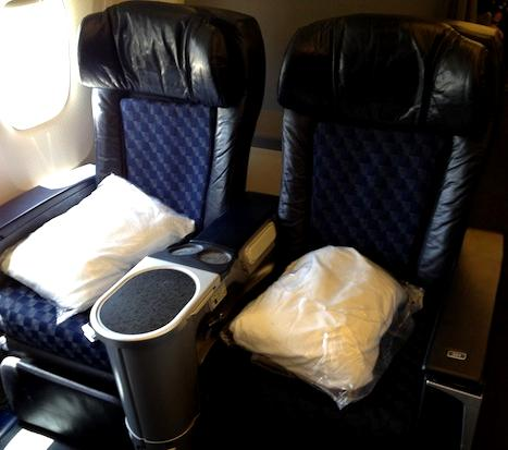 Lost in Translation: American Airlines First Class Los Angeles to New York JFK