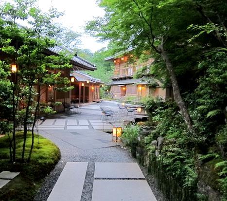 Lost in Translation: Hoshinoya Kyoto