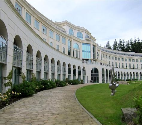 Lucky Charms Ireland: Ritz Carlton Powerscourt