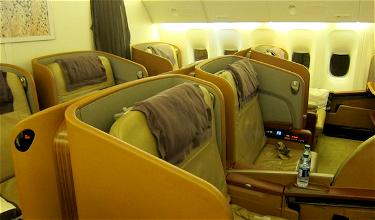 Bali and Berchtesgaden: Singapore Airlines First Class Moscow to Singapore