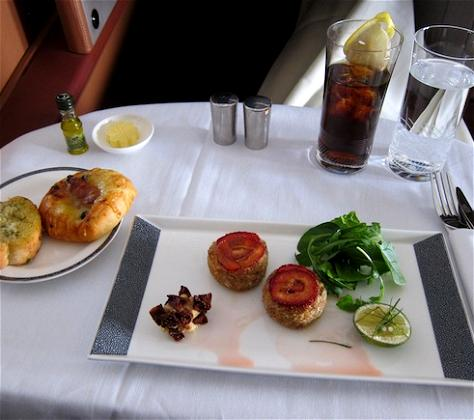 Bali and Berchtesgaden: Singapore Airlines First Class Singapore to Frankfurt
