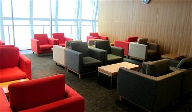 Chasing the Sun: Cathay Pacific Business Class Lounge Bangkok