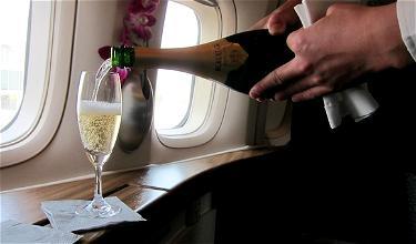 Chasing the Sun: Cathay Pacific First Class Hong Kong to San Francisco