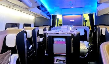 Bling it on: British Airways First Class Seattle to London Heathrow