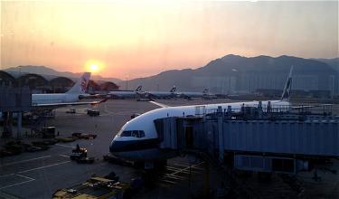 A380 Extravaganza: Singapore Airlines Silver Kris Lounge Hong Kong