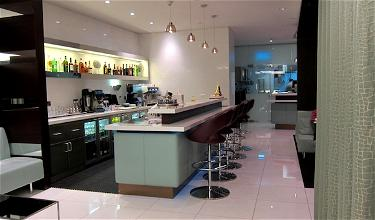 Bling it on: Etihad Airways First Class Lounge Abu Dhabi