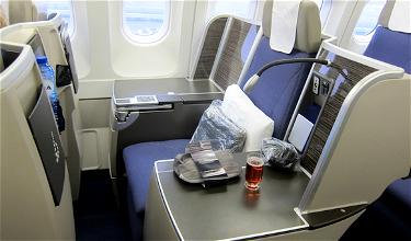 Vienna to Istanbul via Tokyo: Brussels Airlines Business Class New York to Brussels