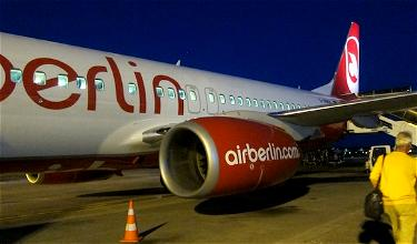Review: Air Berlin Economy Class Catania to Munich