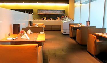 Review: Lufthansa First Class Lounge Munich