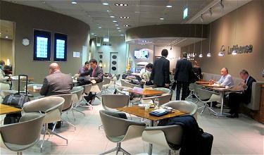 Review: Lufthansa Senator Lounge Munich