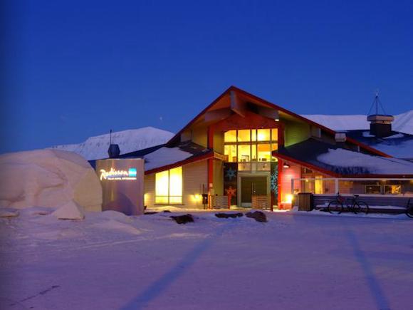 Radisson Blu Longyearbyen