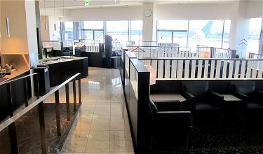Review: ANA Suite Lounge Tokyo Narita