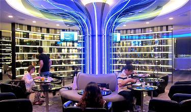 Review: EVA Air Infinity Lounge Taipei