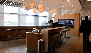 Review: Lufthansa Senator Lounge Frankfurt