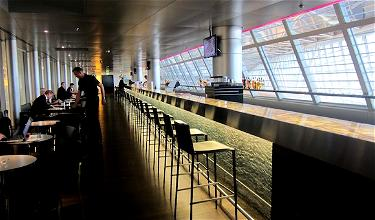 Review: Swiss Senator Lounge Zurich