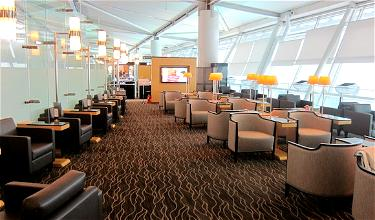 Review: Singapore Airlines Silver Kris Lounge Seoul Incheon