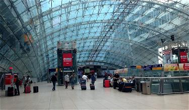 Review: Hilton Frankfurt Airport