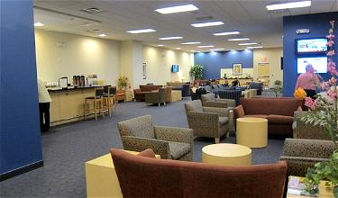 Review: Executive Club Houston Airport