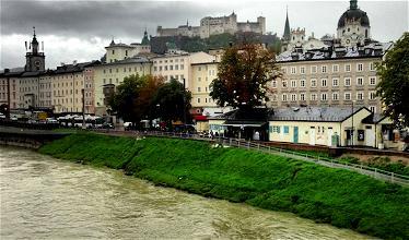Hotel Review: Sheraton Salzburg