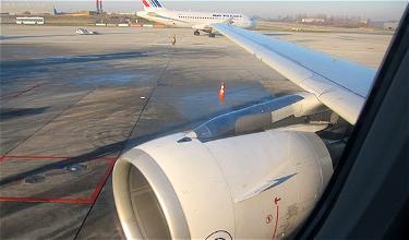 Review: Air France Business Class Paris to Frankfurt