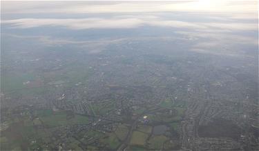 Review: British Airways Club Europe Frankfurt to London Heathrow
