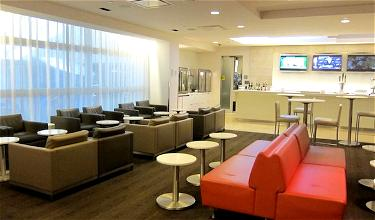 Review: OneWorld Business Class Lounge Los Angeles
