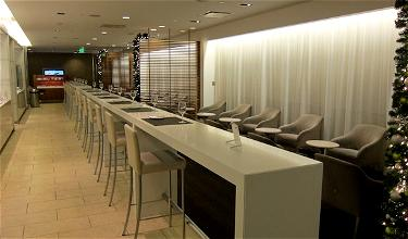 Review: OneWorld First Class Lounge Los Angeles