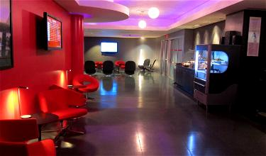 Review: Virgin America Loft LAX