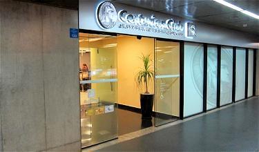Review: American Express Centurion Lounge Sao Paulo