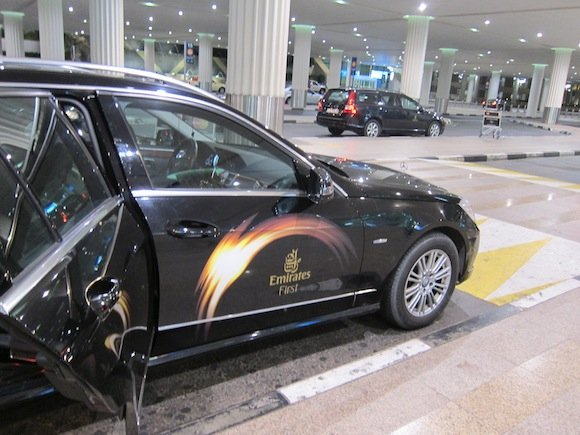 Emirates-Chauffeur