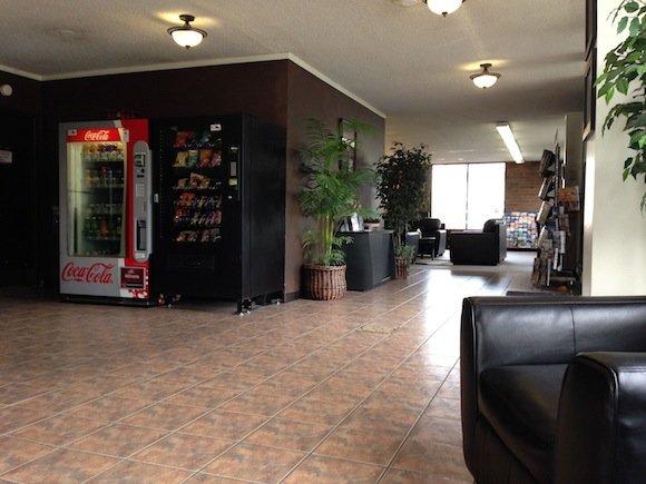 Executive Services lounge