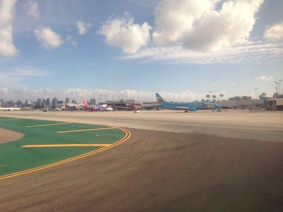 San Diego Airport terminal