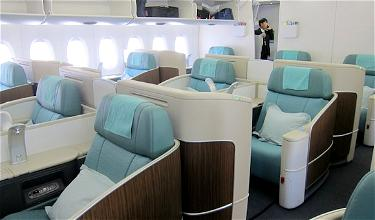 Review: Korean Air A380 First Class Seoul Incheon to Los Angeles