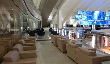 Review: Korean Air Lounge Los Angeles Airport