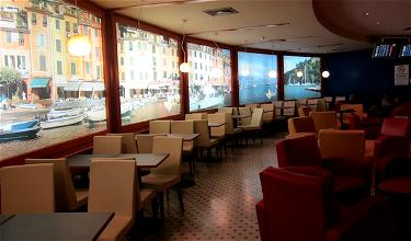 Review: Le Anfore Lounge Rome Airport