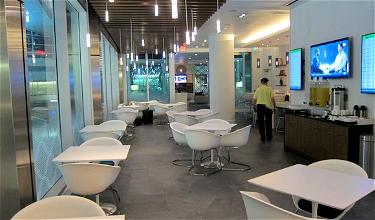 Review: American Express Centurion Lounge Dallas DFW Airport