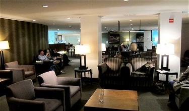 Review: British Airways New York JFK First Class Lounge & Pre-Flight Dining