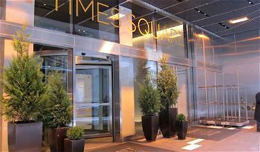 Review: Hyatt Times Square New York